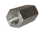 Coupling Nuts (Extension Nuts) - ZIP Brand (inch sizes)