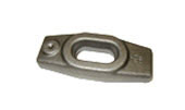 Forged Plain Clamp - ZIP Brand (inch)