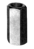 Metric Extension Nut (DIN 6334)