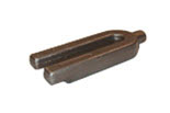 U Clamps- Forged Steel ZIP Brand (inch sizes)