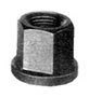 Metric Collar Nut (DIN 6331)