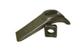 ZIP Forged Universal Adjustable Strap Clamps (inch)
