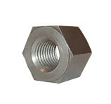Extra Thick Hex Nuts - ZIP Brand (inch sizes)